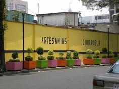 La Ciudadela ~ mercado en Mexico City  by Krystal Williams~Landeros