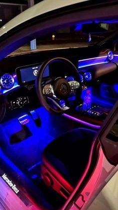 Driving Pictures, Rich Cars, Car Interior Decor, Lux Cars, Street Racing Cars, Mercedes Car, Car Goals, Fancy Cars, Future Car