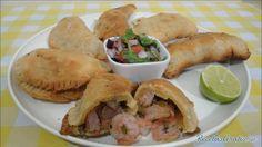Receta de Empanadas de camarón - 13 pasos (con imágenes)