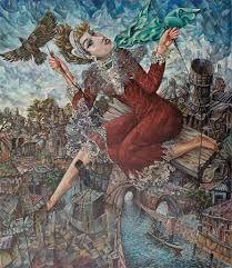 Картинки по запросу Вячеслава Калинина художник