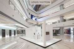 The Icon and Iconoclasts by Louis Vuitton in IFS in Chengdu, China. Photographed by Seth Powers.
