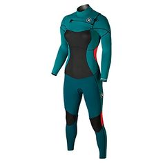 Hurley GFS0000050 Womens Phantom 202 Full, Radiant Emerald – 6