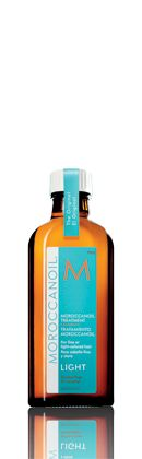 Moroccanoil® Treatment Light | Moroccanoil Products |   RZ and Company Salon and Spa | Madison WI Salons