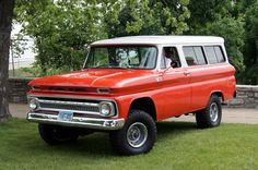 60-66 Chevy And GMC 4X4's Gone Wild - Page 27 - The 1947 - Present Chevrolet & GMC Truck Message Board Network