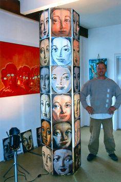 Michael Melchers - Ausstellung Kunst im Rathaus
