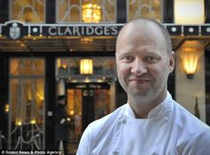 Simon Rogan, a mould-breaker known for his inventive, vegetable-led cooking at L'Enclume in Cumbria.