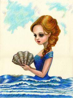A dream of the sea