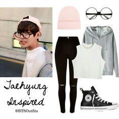 Imagen de fashion, bts, and taehyung