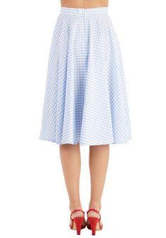 Means the Twirl to Me Skirt | Mod Retro Vintage Skirts | ModCloth.com