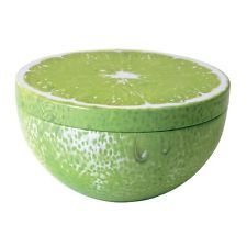 The Silver Crane Company Tins SC110330 Fruit Slice Lime
