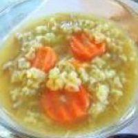 British Easy Chicken Noodle Soup recipe
