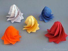 Origami Windmill