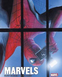 Marvels by Alex Ross  #captainamericacivilwar #marvelcomics #Comics #comicbooks #avengers #marvel  #captainamerica #ironman #thor #hulk #hawkeye #blackwidow #spiderman #vision #scarletwitch #civilwar #spiderman #infinitygauntlet #blackpanther #guardiansofthegalaxy #deadpool #wolverine #daredevil #xmenapocalypse #xmen #cyclops #magneto #psylocke #galactus #silversurfer http://ift.tt/23Ri65n