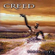 "Creed - Human Clay (1999)  The album had three videos released from it: ""Higher,"" ""What If,"" and ""With Arms Wide Open."" VH1 listed ""Higher"" as one of the greatest hard rock songs of all time in 2009. The album has sold over 11.5 million copies in the US and a total of 20 million worldwide, making it the best selling album of Creed's career and one of the best-selling albums in the US where it spent a record 104 weeks on the charts."