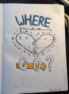 Where Do Broken Hearts Go- One Direction