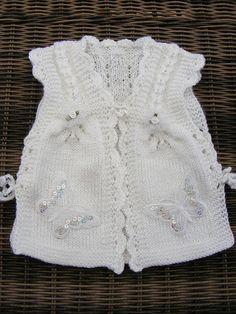 Ravelry: Miss Molly Waistcoats pattern by maybebaby designs