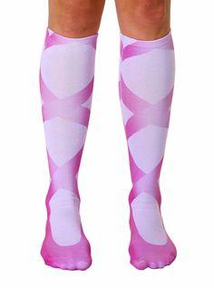 Ballerina Knee High Socks