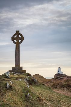 Early Evening at Llanddwyn Island by Christine Smart Smart Image, Anglesey, Irish Blessing, Great View, Lighthouses, Cn Tower, Wales, Blessings, Fathers