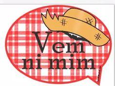 Decoração para Barracas de Festa Junina Burger King Logo, Diy And Crafts, Google, Festivus, Siblings