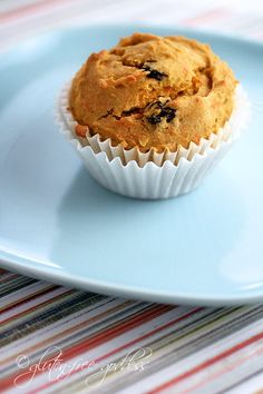 Gluten-Free Carrot Cake Muffins: On the Go Breakfast? Or Friday night, Degrassi-watching snack? (Either way, I love Carrot Cake- it's my favourite dessert, after chocolate anything!)