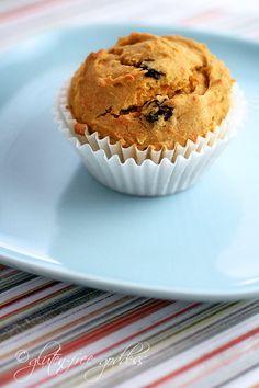 Gluten-Free Recipes | Gluten-Free Goddess: Gluten-Free Carrot Cake Muffins
