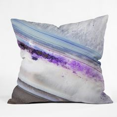 Bree Madden Crush Throw Pillow | DENY Designs Home Accessories