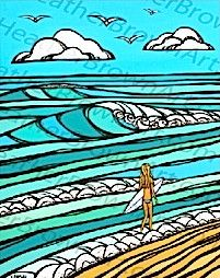 Gem of the Sea by Heather Brown   GREENROOM Hawaii
