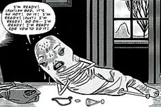TINA, Like a Velvet Glove Cast in Iron by Daniel Clowes