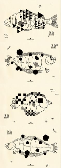 Gyotaku - Masao Shirasawa