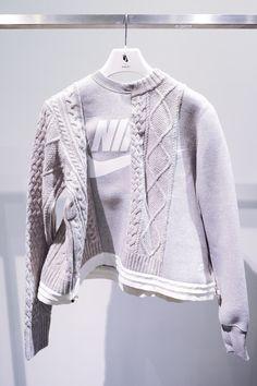 Concrete   sacai × Nike 2015 holiday collection