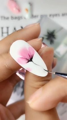 nail art videos \ nail art designs + nail art + nail art designs for spring + nail art videos + nail art designs easy + nail art designs for winter + nail art designs summer + nail art diy Nail Art Designs Videos, Nail Design Video, Nail Art Videos, Simple Nail Art Designs, Striped Nail Designs, Trendy Nail Art, New Nail Art, Easy Nail Art, Nail Art Diy
