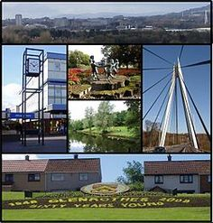 Glenrothes town images - for Ian & Valerie