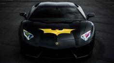 Rise Of The Lamborghini Batventador