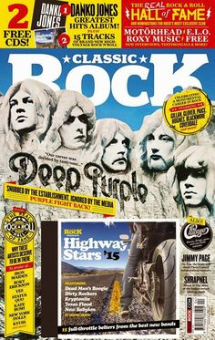 delirious dark: Great News !!!!! Kryptonite.rocks im Classic Rock Magazin UK