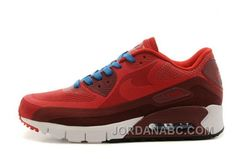 http://www.jordanabc.com/womens-sneakers-nk-air-max-90-red-breathe-for-sale.html WOMENS SNEAKERS NK AIR MAX 90 RED BREATHE FOR SALE Only $75.00 , Free Shipping!