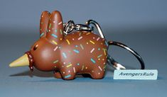 Bite Sized Labbit Kidrobot Kozik Vinyl Keychain Series Chocolate Ice Cream 3/24 | Collectibles, Animation Art & Characters, Animation Characters | eBay!