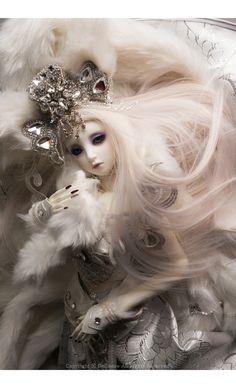 Dollmore.net - Model Doll - Elegance Nine Tails Fox Goddess ; Hayarn