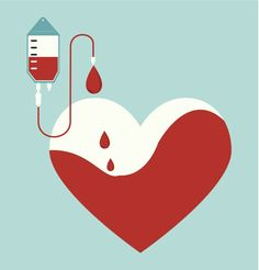One donation can save up to three lives. That's three more beating hearts :)  Sign up to donate today: donate.miblood.org