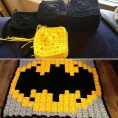 Batman Crochet Pattern Free