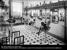 Peluquería infantil Barcelona 1920