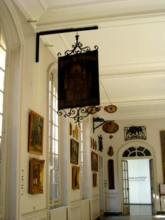 The Carnavalet Museum in Paris is dedicated to the history of the city