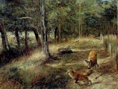 Rien Poortvliet (Pintor Holandes)