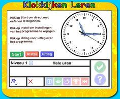 Afbeeldingsresultaat voor kloklezen didactisch