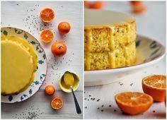"SEMENTINA chia cake by ""Lume brando"" blog..."