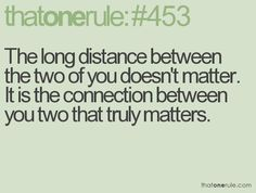 Long distance love Cute Quotes, Great Quotes, Quotes To Live By, Inspirational Quotes, Amazing Quotes, Motivational Quotes, Cool Words, Wise Words, Text Me Back