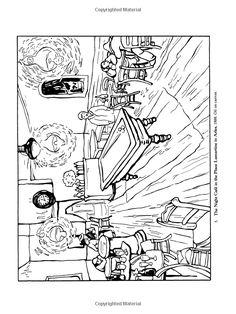 coloring page Vincent van Gogh Kids-n-Fun | Colour me wonderful ...