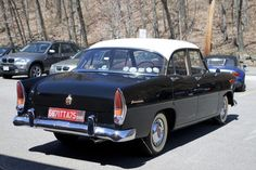 1957 Simca Vedette Versailles