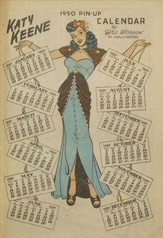 Wilbur #29 Photocopy Comic Book, MLJ Archie Publications, Katy Keene