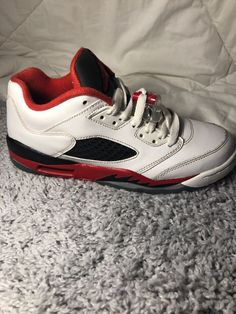 5204a0d0c9a62 ITEM  Nike Air Jordan V 5 Low