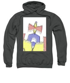 Sweatshirt - Doodle 003